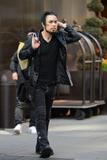 Dave Navarro Photo - March 29 2016 New York CityDave Navarro was seen leaving a SoHo Hotel on March 29 2016 in New York CityCredit Kristin CallahanACE PicturesTel (646) 769 0430