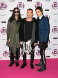 30 Seconds to Mars Photo - Jared Leto and 30 Seconds to Mars arriving at the MTV Europe Music Awards at the Odyssey Arena on November 6 2011 in Belfast