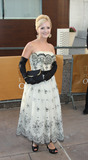 ANNIKA CONNOR Photo - Annika Connor at the Metropolitan Opera opening night with a performance of Tosca at the Lincoln Center for the Performing Arts on September 21 2009 in New York City