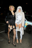 Alina Baikova Photo - October 31 2016 New York CityAndreja Pejic (L) and Alina Baikova arriving at Heidi Klums annual Halloween party at Vandal on October 31 2016 in New York CityBy Line Zelig ShaulACE PicturesACE Pictures IncTel 6467670430