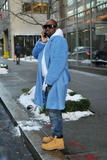 Rico Love Photo - February 18 2015 New York CityRapper Rico Love leaves a downtown hotel on February 18 2015 in New York CityBy Line Curtis MeansACE PicturesACE Pictures Inctel 646 769 0430