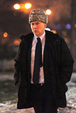 Nicolas Cage Photo - February 12 2014 BucharestNicolas Cage on the set of The Dying of the Light on February 12 2014 in Bucharest Romania