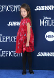 Aubrey Anderso-Emmons Photo - May 28 2014 LAAubrey Anderso-Emmons arriving at the World Premiere Of Disneys Maleficent at the El Capitan Theatre on May 28 2014 in Hollywood California