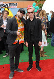 Fred Durst Photo - May 7 2016 LAFred Durst and his son arriving at the premiere of Sony Pictures The Angry Birds Movie at the Regency Village Theatre on May 7 2016 in Westwood CaliforniaBy Line Peter WestACE PicturesACE Pictures Inctel 646 769 0430