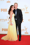 Neil Jackson Photo - Actress Kylie Furneaux (L) and actor Neil Jackson arriving at the 63rd Annual Primetime Emmy Awards held at Nokia Theatre LA LIVE on September 18 2011 in Los Angeles California