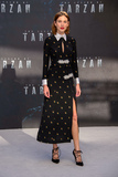 Alexa Chung Photo - July 5 2016 LondonAlexa Chung arriving at the European Premiere of The Legend of Tarzan at The Odeon Leicester Square on July 5 2016 in LondonBy Line FamousACE PicturesACE Pictures IncTel 6467670430