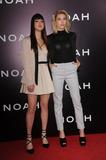 Alias Photo - March 26 2014 New York CityAlia Baldwin and Hailey Baldwin attending the Noah New York premiere at Ziegfeld Theatre on March 26 2014 in New York City