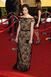 Aleksa Palladino Photo - January 29 2012 LAAleksa Palladino arriving at the 18th Annual Screen Actors Guild Awards at The Shrine Auditorium on January 29 2012 in Los Angeles California