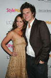 Alex Beh Photo - Actress Jennifer Love Hewitt and Alex Beh arriving at A Night Of Red Carpet Style hosted by People StyleWatch at Decades on January 27 2011 in Los Angeles California