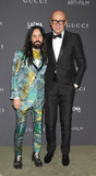 Alessandro Michele Photo - October 29 2016 LAGucci Creative Director Alessandro Michele (L) and Gucci PresidentCEO Marco Bizzarri arriving at the 6th Annual LACMA Art  Film Gala held at the The Los Angeles County Museum of Art on october 29 2016 in LABy Line FamousACE PicturesACE Pictures IncTel 6467670430