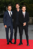 Cinderella Photo - August 10 2015 London(L-R) Liam Payne Ben Haenow and Louis Tomlinson arriving at the Believe In Magic Cinderella Ball at the Natural History Museum on August 10 2015 in LondonBy Line FamousACE PicturesACE Pictures Inctel 646 769 0430