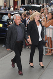 Anthony Adams Photo - September 11 2016 New York CityAnthony Adams and Jackie Adamsarriving to Balthazar in New York City on September 11 2016Credit Kristin CallahanACE Picturestel 646 769 0430