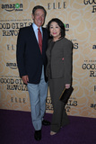 Maury Povich Photo - October 18 2016  New York CityMaury Povich and Connie Chung attending the Amazon red carpet premiere screening of the original drama series Good Girls Revolt at Hearst Tower on October 18 2016 in New York CityCredit Kristin CallahanACE PicturesTel 646 769 0430