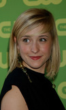 Allison Mack Photo - Allison Mack at the CW Upfront Red Carpet
