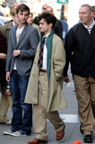 Allen Ginsberg Photo - Actor Daniel Radcliffe plays Beat Poet Allen Ginsberg in the new movie Kill Your Darlings on March 19 2012 in Brooklyn New York