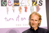 Mike Rutherford Photo - British band  Genesis announce dates for their Turn It On Again North American tour their first American tour in 15 years during a press conference