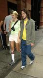 John Frusciante Photo - NEW YORK AUGUST 19 2005    John Frusciante seen outside his SoHo Hotel