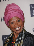 Angelique Kidjo Photo - Angelique Kidjo arriving at th  Keep A Child Alives 6th Annual Black Ball  hosted by Alicia Keys and Padma Lakshmi at Hammerstein Ballroom on October 15 2009 in New York City