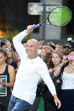 Andre Agassi Photo - August 24 2015 New York CityTennis player Andre Agassi attending Nikes NYC Street Tennis Event on August 24 2015 in New York CityPlease byline Kristin CallahanACE Tel (646) 769 0430