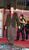 HETH LEDGER Photo - Heath Ledger arrives at Radio City Music Hall for Music Video Awards 2002 Justin seen arriving apart from his band NSYNC  New York August 29 2002
