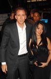 Alice Kim Photo - Nicolas Cage and wife Alice Kim attend the Ghost Rider Movie Premiere