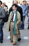 Allen Ginsberg Photo - March 19 2012 New York CityActor Daniel Radcliffe plays Beat Poet Allen Ginsberg in the new movie Kill Your Darlings on March 19 2012 in Brooklyn New York