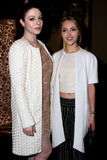 Anna Sophia Robb Photo - February 16 2015 New York CityMichelle Trachtenberg (L) and AnnaSophia Robb at the alice  olivia by Stacey Bendet fashion presentation on February 16 2015 in New York City By Line Nancy RiveraACE PicturesACE Pictures Inctel 646 769 0430