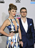 Amy Heidemann Photo - November 18 2012 LAAmy Heidemann and  Nick Noonan arriving at the 40th Anniversary American Music Awards at Nokia Theatre LA Live on November 18 2012 in Los Angeles California