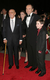 Ahmet Ertegun Photo - NEW YORK DECEMBER 8 2004    Kevin Spacey William Ullrich Ahmet Ertegun and Mica Ertegun at the NYC premiere of Beyond the Sea at the Ziegfeld Theater