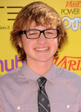Angus T Jones Photo - Angus T Jones arriving at Varietys 5th Annual Power of Youth event at Paramount Studios on October 22 2011 in Hollywood California