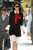 Amal Clooney Photo - September 21 2016 New York CityAmal Clooney was seen in Midtown on September 21 2016 New York CityCredit Kristin CallahanACE PicturesTel 646 769 0430