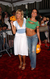 NECTAR ROSE Photo - NEW YORK JULY 18 2005    Nectar Rose and Shamron Moore at the premiere of Bad News Bears held at the Ziegfeld Theatre