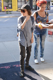 Ellen Page Photo - August 4 2015 New York CityActress Ellen Page arrives at a downtown hotel on August 4 2015 in New York CityBy Line Curtis MeansACE PicturesACE Pictures Inctel 646 769 0430