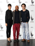 Akram Khan Photo - October 9 2012 LondonFreida Pinto Akram Khan and Reece Ritchie at the photocall for Desert Dancer at Sadlers Wells on October 9 2012  in London