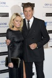 Hayley Roberts Photo - David Hasselhoff and Hayley Roberts arriving for the Grey Goose Ball 2012 Battersea Power Station London 10112012 Picture by Simon Burchell  Featureflash