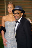 Tonya Lewis Lee Photo - Spike Lee and Tonya Lewis Lee arriving for the 2014 Vanity Fair Oscars Party Los Angeles 02032014 Picture by James McCauleyFeatureflash