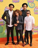 Ashley Banjo Photo - Dance group Diversity - Jordan Banjo Perri Kiely Ashley Banjo  Mitchell Craske - at Nickelodeons 27th Annual Kids Choice Awards at the Galen Centre Los AngelesMarch 29 2014  Los Angeles CAPicture Paul Smith  Featureflash