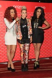 Alexandra Buggs Photo - Karis Anderson Courtney Rumbold and Alexandra Buggs of Stooshe arriving at the Arqiva Commercial Radio Awards 2012London England 04072012 Picture by Henry Harris  Featureflash