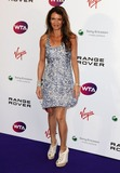Annabelle Croft Photo - Annabel Croft arriving for the Pre Wimbledon Party Kensington Roof Gardens London 16072011  Picture by Alexandra Glen  Featureflash