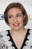 Lena Dunham Photo - Lena Dunham arriving for the Girls - UK premiere of the third series held at the Cineworld Haymarket - Arrivals London 15012014 Picture by Henry Harris  Featureflash