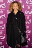 Angela Griffin Photo - Angela Griffin arrives for the Cirque du Soleil Kooza VIP performance at the Royal Albert Hall London 08012013  Picture by Steve Vas  Featureflash