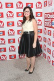 Andrea Begley Photo - Andrea Begley arriving at The TV Choice Awards 2013 held at the Dorchester London 09092013 Picture by Henry Harris  Featureflash
