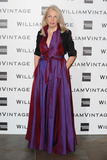 Amanda Nevill Photo - Amanda Nevill arrives for the WilliamVintage Dinner at the Renaisance Hotel StPancras London 14022014 Picture by Steve Vas  Featureflash