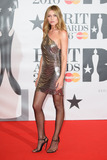 Abbey Clancy Photo - Abbey Clancy at The BRIT Awards 2016 at the O2 Arena LondonFebruary 24 2016  London UKPicture Steve Vas  Featureflash