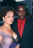 Dean Martin Photo - 18AUG98  Actor DON CHEADLE  wife BRIDGIT COULTER at the Beverly Hills premiere of HBOs The Rat Pack He plays Sammy Davis Jr in the movie which is based on the lives of Frank Sinatra Dean Martin Peter Lawford  Joey Bishop