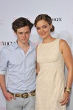 Harrison Gilbertson Photo - Harrison Gilbertson  Bella Heathcote at the 8th Annual Teen Vogue Young Hollywood Party in partnership with Michael Kors at Paramount Studios HollywoodOctober 1 2010  Los Angeles CAPicture Paul Smith  Featureflash