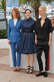 Aymeline Valade Photo - Lea Seydoux (left) Amira Casar  Aymeline Valade at photo call for their movie Saint-Laurent at the 67th Festival de CannesMay 17 2014  Cannes FrancePicture Paul Smith  Featureflash