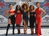 Ashly Williams Photo - LOS ANGELES CA June 26 2016 Girl group Junes Diary - Ashly Williams Brienna DeVlugt Gabrielle Carreiro Kristal Lyndriette  Shyann Roberts - at the 2016 BET Awards at the Microsoft Theatre LA Live Picture Paul Smith  Featureflash