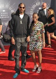 Cori Broadus Photo - Snoop Dogg  Cori Broadus at the 2014 MTV Video Music Awards at the Forum Los AngelesAugust 24 2014  Los Angeles CAPicture Paul Smith  Featureflash