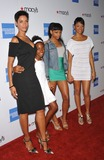 Shayne Murphy Photo - Nicole Murphy (former wife of Eddie Murphy)  daughters Zola (left) Shayne  Bria at the Macys Passport 2009 Fashion Show at Barker Hanger Santa Monica AirportThe annual event raises funds for HIVAIDS organizationsSeptember 24 2009  Santa Monica CAPicture Paul Smith  Featureflash
